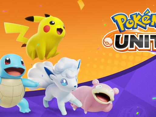 Pré-carregamento disponível de Pokémon Unite - Veja o tamanho do jogo