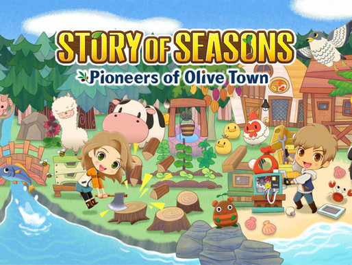 [Review] Story of Seasons : Pioneers of Olive Town é o melhor Harvest Moon do Nintendo Switch