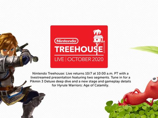 Nintendo anuncia novo evento de Hyrule Warriors e Pikmin 3 para amanhã