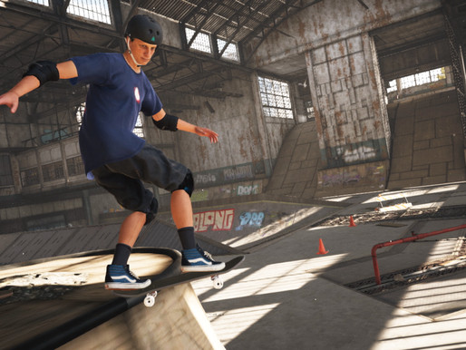 Detone nas manobras em qualquer lugar com Tony Hawk's Pro Skater 1 and 2 para Nintendo Switch