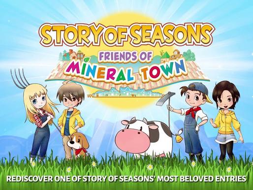A série Story of Seasons estabelece novos recordes de vendas graças ao Switch