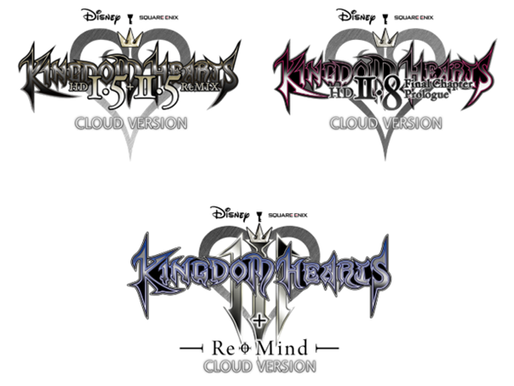 Coleções de Kingdom Hearts estão chegando ao Nintendo Switch via nuvem