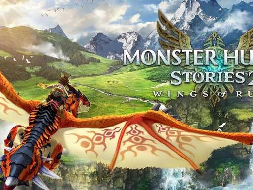 Monster Hunter Stories 2: Wings of Ruin já está disponível para Nintendo Switch