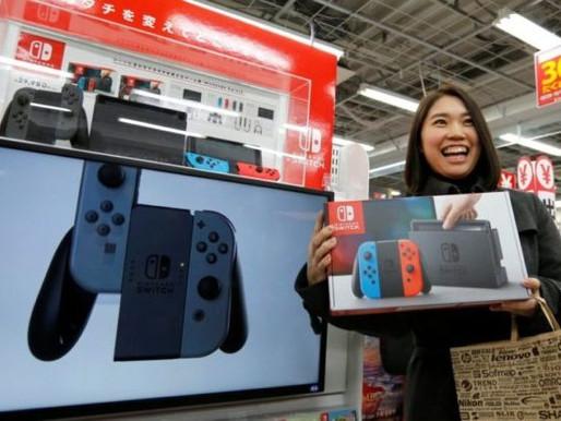 Nintendo agora está trabalhando com a Sharp para a produção do Switch