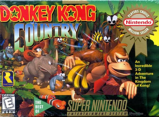 Donkey Kong (SNES) finalmente na Nintendo Online