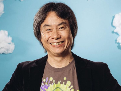 Shigeru Miyamoto recebe o premio cultural de Honra ao Mérito no Japão