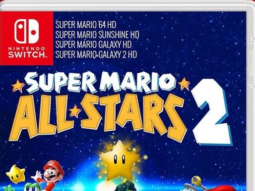 Super Mario All-Stars 2 é o nome da coleção com remasters dos 35 anos de Mario