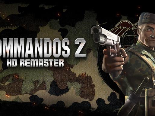 Review - Commandos 2 HD Remaster para Nintendo Switch