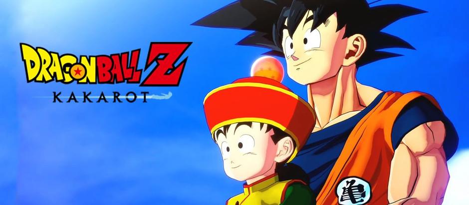Uma Grande Aventura Está Para Começar Com a Chegada de DRAGON BALL Z: KAKAROT no Nintendo Switch