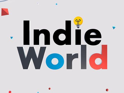 [Novidades da Nintendo] Veja tudo o que rolou no Indie World desse dia 11 de Agosto