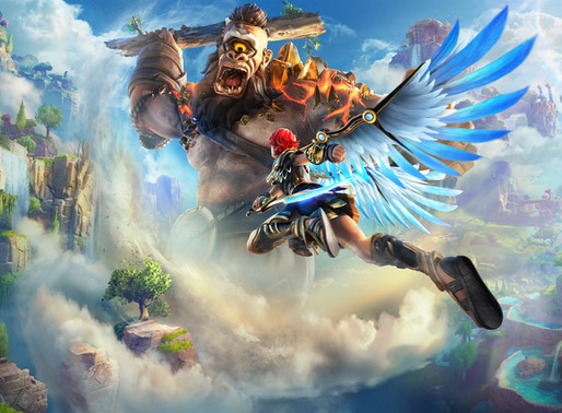 Immortals Fenyx Rising confirmado para lançamento em dezembro confira o trailer de estréia do jogo