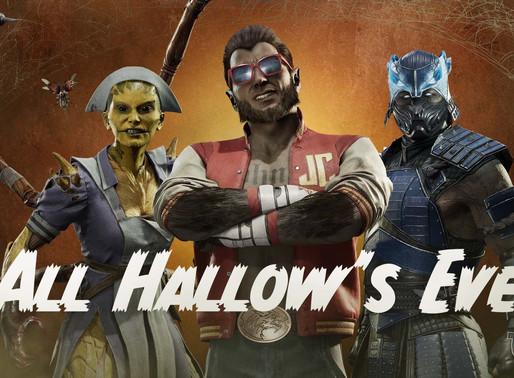 """Novo pacote de skins para o """"Dia dos Mortos"""" está disponível em Mortal Kombat 11: Aftermath"""