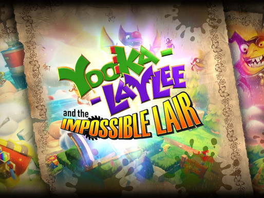 [Análise/Review] Yooka-Laylee and the Impossible lair e a volta de uma lenda dos games