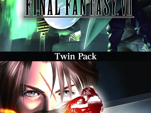 Final Fantasy VII & Final Fantasy VIII Remastered ganham versão física para Nintendo Switch