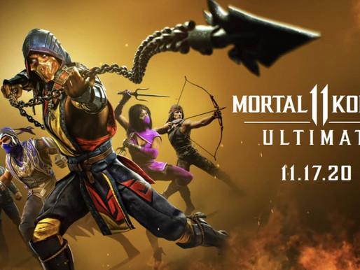 Warner Bros. Games apresentará Mortal Kombat 11 na CCXP Worlds 2020
