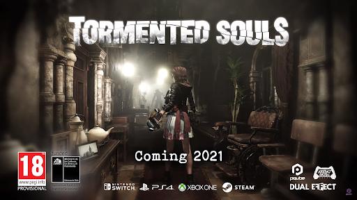 Novo Survival Horror - Tormented Souls é confirmado para lançamento físico e digital no Switch