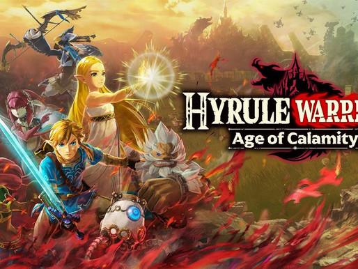 Hyrule Warriors: Age of Calamity - Veja o Primeiro Gameplay e novo Trailer