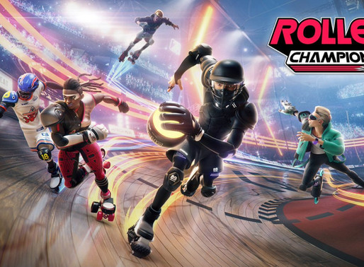 Ubisoft anuncia Roller Champions para Nintendo Switch