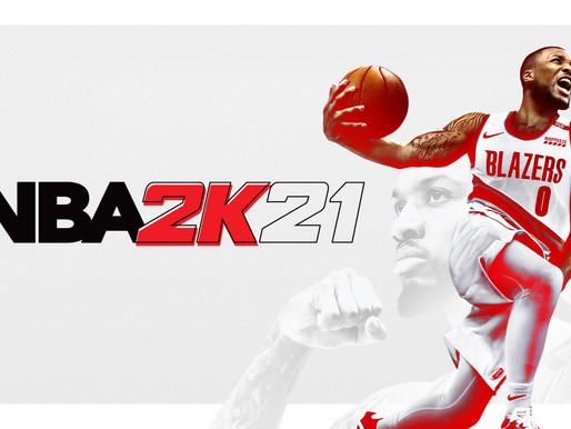 Atualização do NBA 2K21 está disponível no Switch