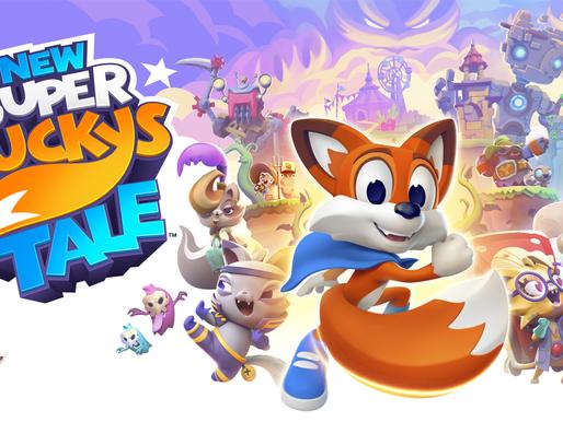New Super Lucky's Tale será lançado fisicamente na Europa no Nintendo Switch