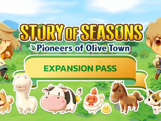 Story of Seasons: Pioneers of Olive Town traz de volta velhos amigos em uma nova área na segunda DLC