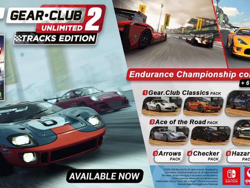 Análise/Review Gear.Club Unlimited 2 - Tracks Edition - A Evolução de Gear.Club