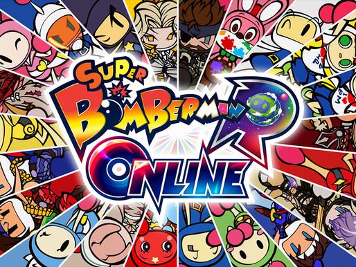 Super Bomberman R Online será lançado no Switch na próxima semana