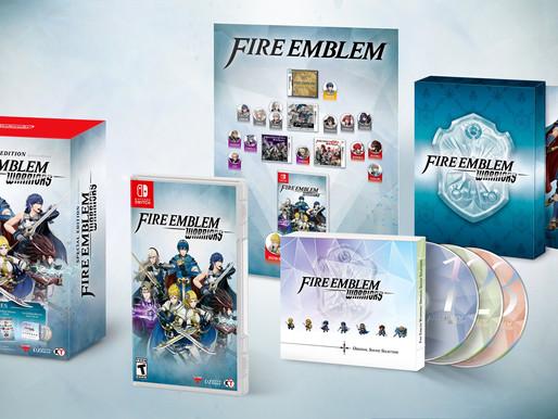 Fire Emblem Warriors - Unboxing da edição limitada européia