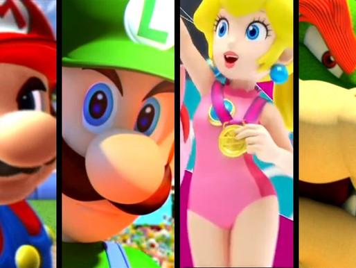 Super Mario 35 Anos - Os Melhores Jogos de Esporte da Série [Especial]