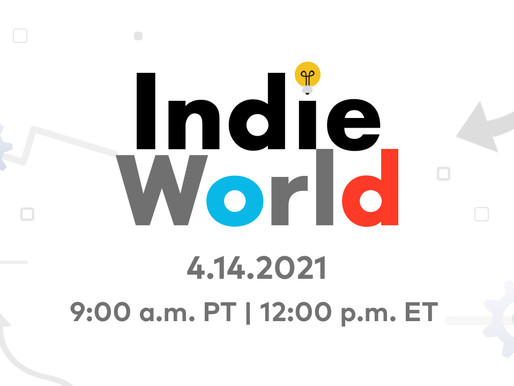 Nintendo Indie World Showcase é anunciado para amanhã