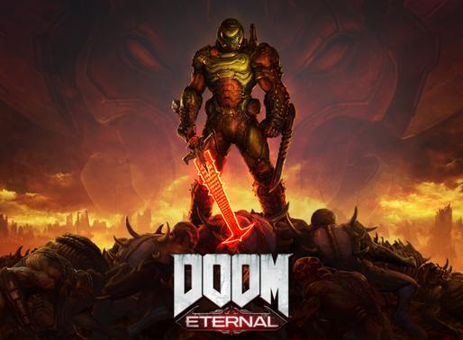 DOOM 64 já está disponível no Switch e DOOM Eternal chegará em breve