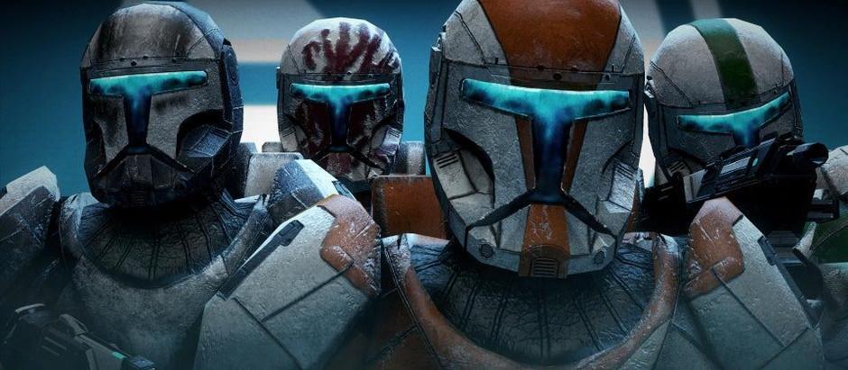 Star Wars Republic Commando é anunciado para Nintendo Switch