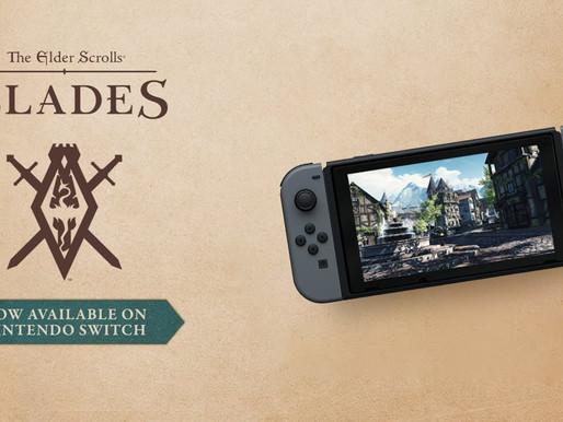 The Elder Scrolls: Blades sai do acesso antecipado e já está disponível para Nintendo Switch