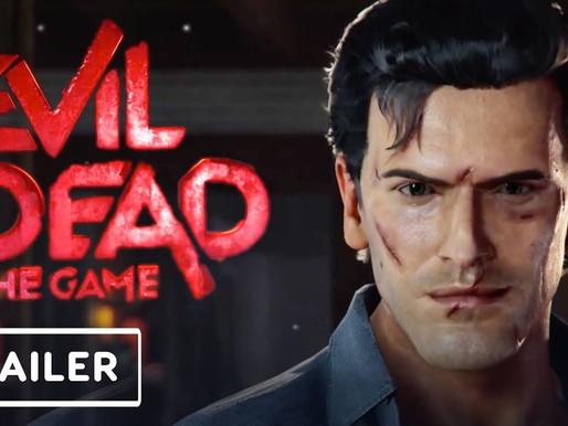 Ash Williams retorna em Evil Dead: Veja o primeiro grande trailer de gameplay