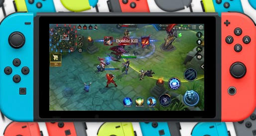Novos vídeos do MOBA Arena of Valor que chegará ao Switch