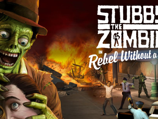[Review] Stubbs the Zombie: In Rebel Without a Pulse Recebe uma Segunda Chance no Nintendo Switch