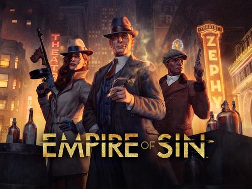 Review / Análise - Empire of Sin - A Máfia Invade o Nintendo Switch