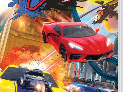 Cruis'n Blast tem lançamento físico confirmado para Nintendo Switch