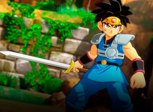 Fly está de volta! Dragon Quest The Adventure Of Dai: Infinity Strash é anunciado - Vídeo