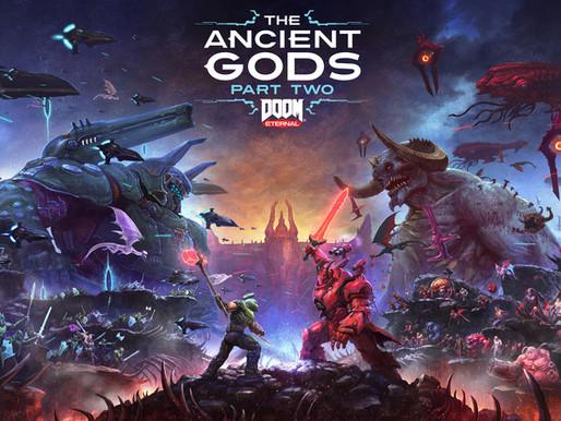 Doom Eternal: The Ancient Gods - Parte Dois será lançado no Switch na próxima semana - Trailer PTBR