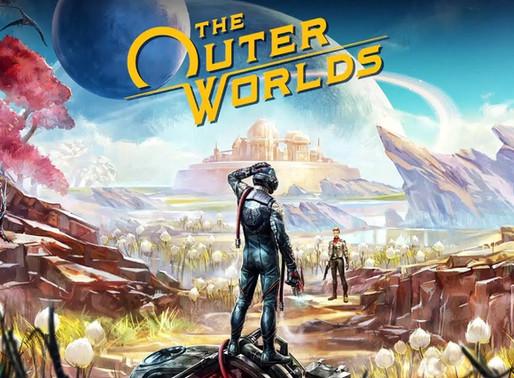 The Outer Worlds ganha data de lançamento e novidades para Switch