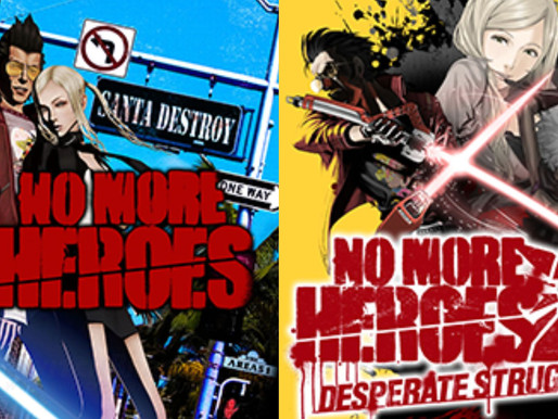 Review - No More Heroes 1 e 2 para Nintendo Switch - Os Remasters que Precisávamos