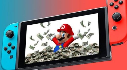 Nintendo Switch Ultrapassa a marca de 90 milhões de unidades vendidas