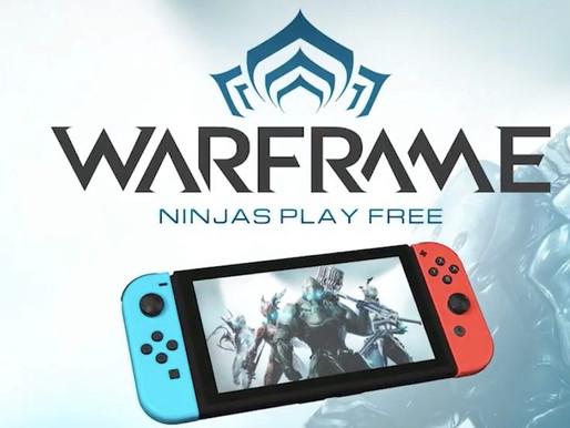 Warframe é anunciado para Nintendo Switch