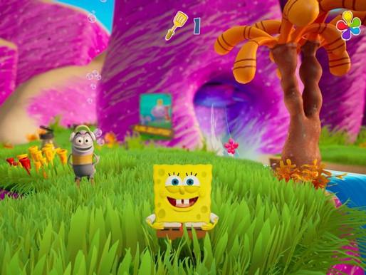 Confira o gameplay do novo game de Bob Esponja direto da PAX East