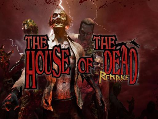 THE HOUSE OF THE DEAD: REMAKE é anunciado para Nintendo Switch - Trailer e Imagens
