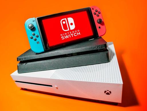 Square Enix revela que a arquitetura central do Nintendo Switch é similar à do PS4 e Xbox One e prom