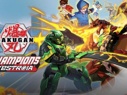Review - Bakugan: Campeões de Vestroia - Uma Entrada Exclusiva para Nintendo Switch