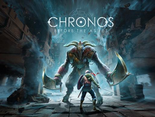 Review - Chronos: Before the Ashes para Nintendo Switch - Uma Ode ao Tempo