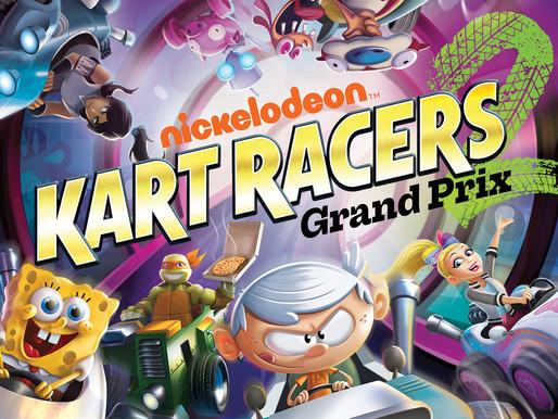 [Review/Análise]Nickelodeon Kart Racer 2: Grand Prix para Nintendo Switch